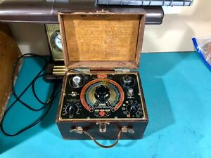 Rare Antique Solar Cb 160 Tester Radio Analyzer Capacitor Checker Cap