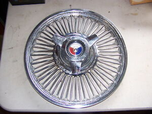1964 1965 1966 Ford Falcon Hubcap Oem Sprint Early 1967
