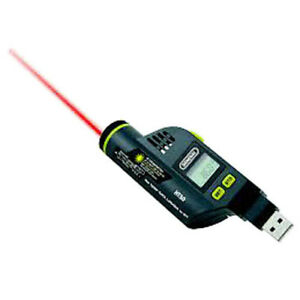 General Tools Ht50 Usb Rh temperature Data Logger With Lcd Ir Thermo