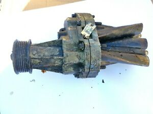 Gm Eaton M 62 Supercharger Nose Cone With Rotor Pack Used