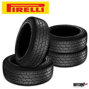 4 X New Pirelli Scorpion Zero 255 60r18 112v High Performance Summer Tires