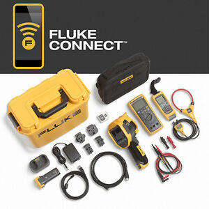 Fluke Ti200 60hz fca Ti200 Thermal Imaging Camera Fluke Connect Kit