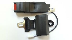 Forklift Tractor Seat Belt New Retractable 56 In With Safety Switch Seatbelt