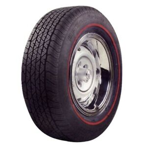 Bfg P245 60r15 Radial T A With 3 8 Redline Tire Need Year Model Of Your Car 76