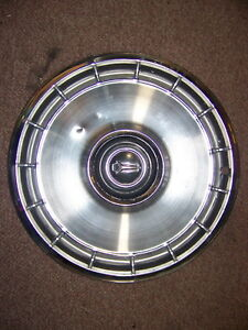 1966 Plymouth Barracuda 66 1967 Valiant Hubcap Oem 13