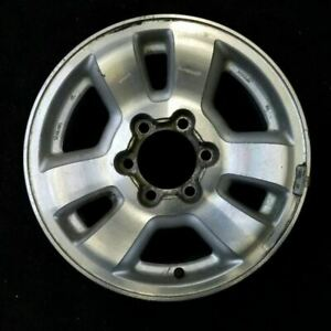 16 Inch Toyota 4 Runner 1996 2002 Oem Factory Original Alloy Wheel Rim 69356