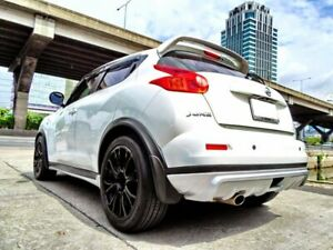 fits Nissan Juke 2011 14 Rear Body Kit Painted Lip Diffuser