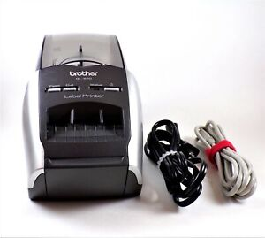 Brother Ql 570 Professional Thermal Label Printer With Labels Cables