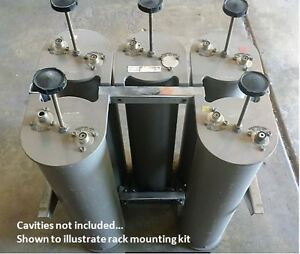 Decibel Products Rack Mounting Kit For 4000 series Cavity Filters
