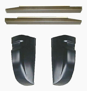 1988 1998 Chevrolet Pickup C K 1500 Rocker Panels And Cab Corners New