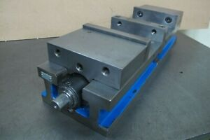 Kurt 6 Double Lock Cnc Vise