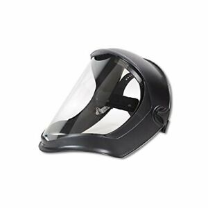 Uvex By Honeywell S8510 Bionic Face Shields Hardcoat antifog Clear black