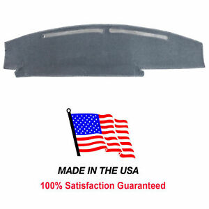 Gray Carpet Dash Mat Compatible With 1983 1988 Ford Ranger Mini Dash Cover