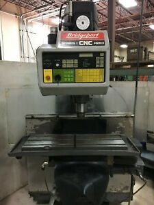 Bridgeport Series I Model R2e3 Cnc Milling Machine