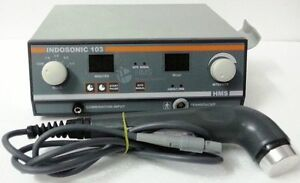 Home Portable Ultrasound Therapy 1 Mhz Suitable Underwater Indosonic Unit Ryd896