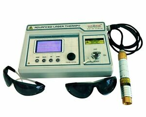 New Chiropractic Computerised Laser Therapy Low Level Laser Therapy Machine Dfjg