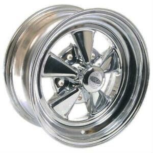 Cragar 08 61 S S Super Sport Chrome Wheel 15 X7 5x5 5 Bc Set Of 2