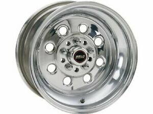 Weld Racing Draglite Series 15x10 5x5 Alum 2 Piece Polished Each Wheel 90 510418