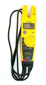 ma5 Fluke 600v Voltage Continuity And Current Tester T5 600