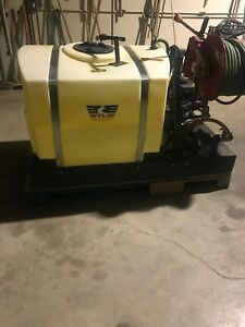 Wylie 200 Gallon Skid Sprayer