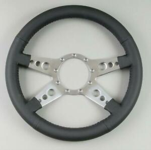 Lecarra Mark 9 Gt Thick Grip Steering Wheel 14 Dia 4 Spoke 1 25 Dish 95206