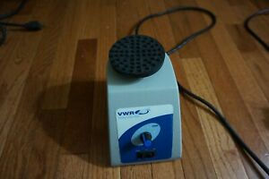 Vwr Genie 2 Vortexer Vortex Shaker Mixer Used Lab Rotator Mini Touch Clse