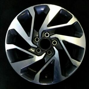 16 Inch Honda Civic 2016 2017 2018 Oem Factory Original Alloy Wheel Rim 64095a