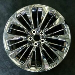 20 Inch Chrome Lexus Ls500 Ls500h 2018 Oem Factory Original Wheel Rim 74370