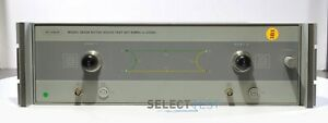 Wiltron 3620a Active Device Test Set 40 Mhz 20 Ghz For 360b Network Analyzer