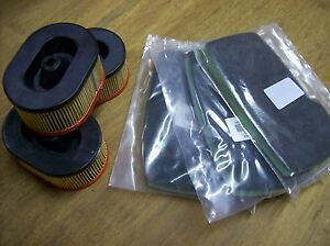 3 Air Filter Sets For Husqvarna K650 Cut N Break Saw Fits K700 K650 Partner