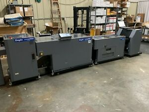 Duplo Digital System 5000 With Dsf 2000 Scc Horizon Morgana