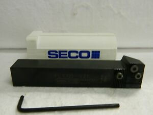 Seco Indexable Turning Toolholder F Left Hand Cut 52454