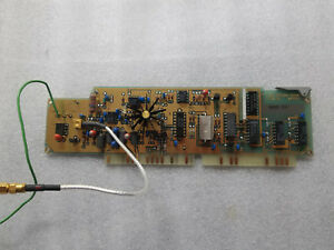 Hp 05328 60045 Channel C Board 500mhz 5328a Universal Counter Military