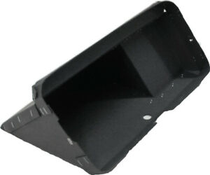 Glove Box Liner Insert For 1967 72 Chevrolet Gmc Pickup Black W A C