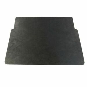 Hood Insulation Pad For 1967 1967 Chevrolet Impala Grey Black Made In Usa