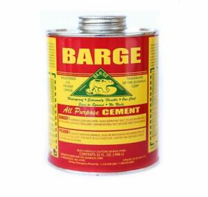Barge All purpose Tf Cement Rubber Leather Shoe Waterproof Glue 1 Qt 0 946 L