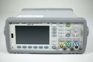 Keysight Used 53230a Universal Counter timer 350mhz 12 Digits s 20ps agilent
