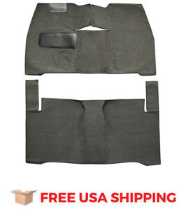 Fits 1953 1954 Chevrolet Two ten Series 2dr Coupe Loop Carpet