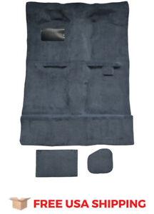Acc Fits 1995 2004 Toyota Tacoma Ext Cab 2 4wd With Lid Covers Cutpile Carpet