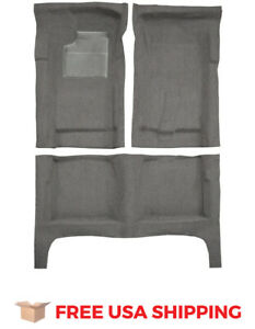 Fits 1968 1969 Ford Thunderbird 2dr Auto With Console Loop Carpet