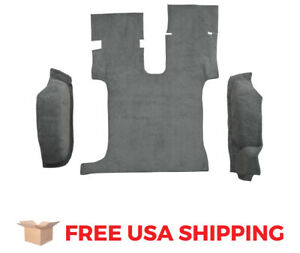 Fits 1986 1995 Suzuki Samurai Cargo Area W o Roll Bar Cutout Cutpile Carpet