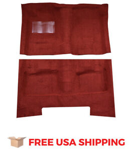 Fits 1965 1973 Plymouth Fury 4dr Loop Carpet