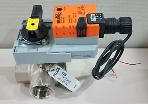 Valve With Actuator Belimo B329 arb24 sr