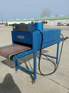 Screen Printing Dryer Hix Dryer Screen Printing