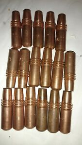 Contact Tip Fastip 1 16 Qty 17 Miller Electric 223200