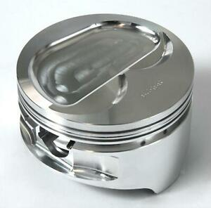 Ross Pistons 99529 Piston Forged Dish 4 040 In Bore Chevy Set Of 8