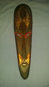 Antique African Mask Ivory Coast African Mask