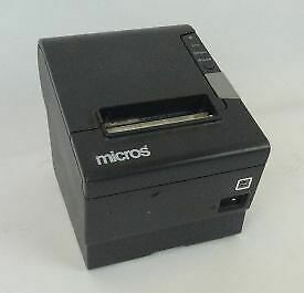 Epson M244a Tm t88v Serial Thermal Pos Receipt Printer Tested