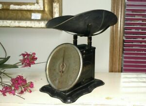 Vtg Hibbard Scale Farm Store With Scoop