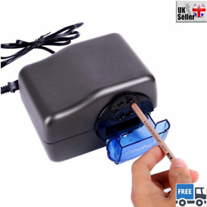 Electric 6 Hole Pencil Sharpener With Battery Usb Heavy Duty 6 7 8 9 10 11mm